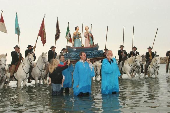 Vues et Photos des Saintes Maries de la Mer