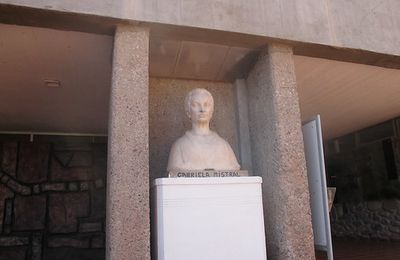 Gabriela Mistral nació en Vicuña