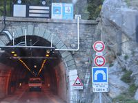Tunnel de Tende (Voyages en camping-car)