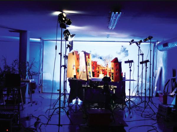 Studio Mondus Inversus et ateliers de fabrication