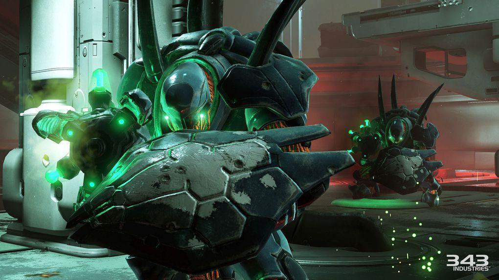 Halo 5 Guardians se dévoile images