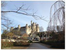 Clim à fond, au château de Pierrefonds