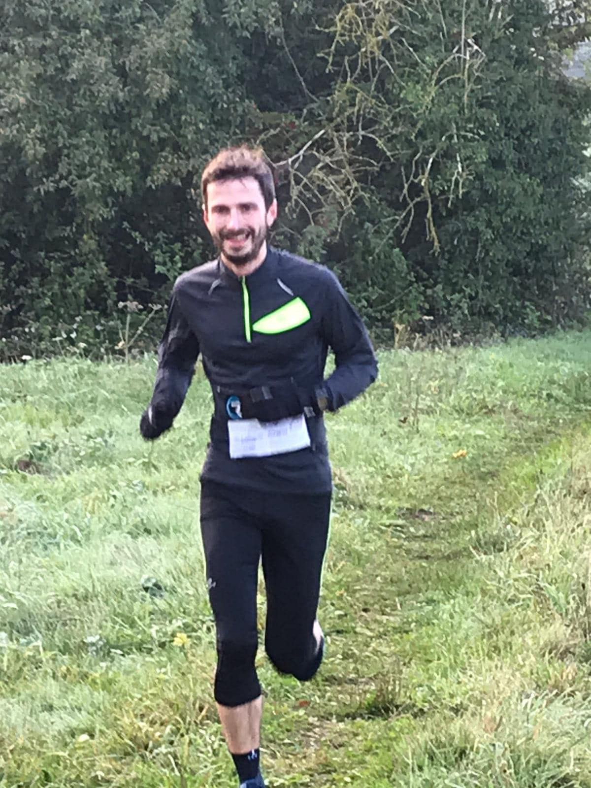 """le """"Bussy Running Trail"""" (18/10/2020)"""