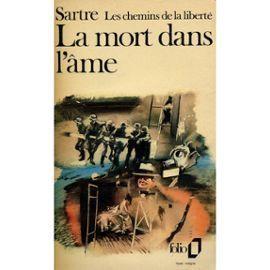 Jean-Paul Sartre La Mort dans l'âme ***