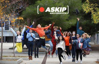 """La saison 3 d'""""ASKIP, le collège se la raconte"""" en tournage pour Okoo"""