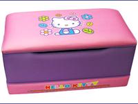 Hello Kitty poltroncina de Lux-  Hello Kitty pouf contenitore- Hello Kitty Poltroncina ballon Rocking Chair
