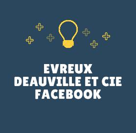 Evreux & Deauville Cie : La revue du 7 mai 2021 sur Facebook