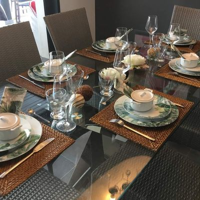 Table Amazonienne