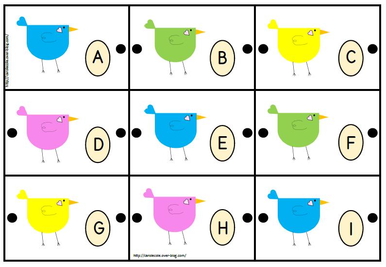 Ordre lettres et nombres