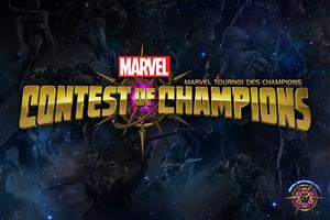 Jeux pour iPad : Marvel - Contest of champions