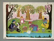 Affiche Scolaire Fernand Nathan A5 Années 1965 - Vintage