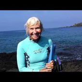 5- Celeste Eaton - Two Steps -the rules for to swim with dolphins.MOV