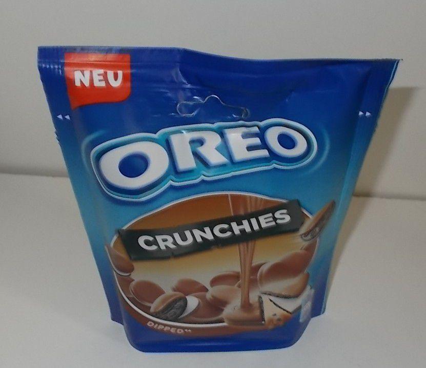 Oreo Crunchies dipped