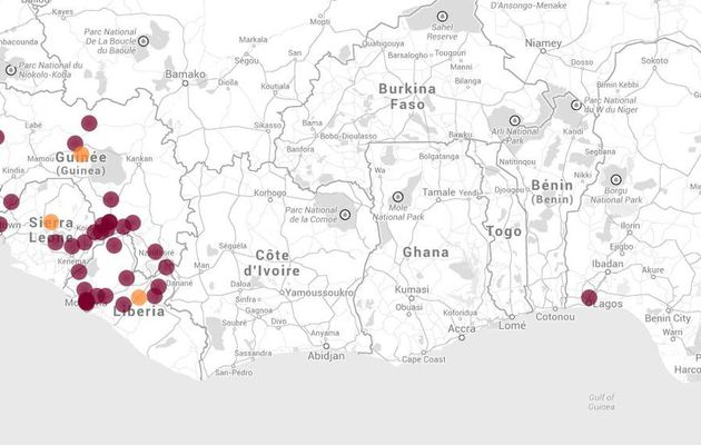 Ebola et transport maritime - 5 conseils pour les équipages