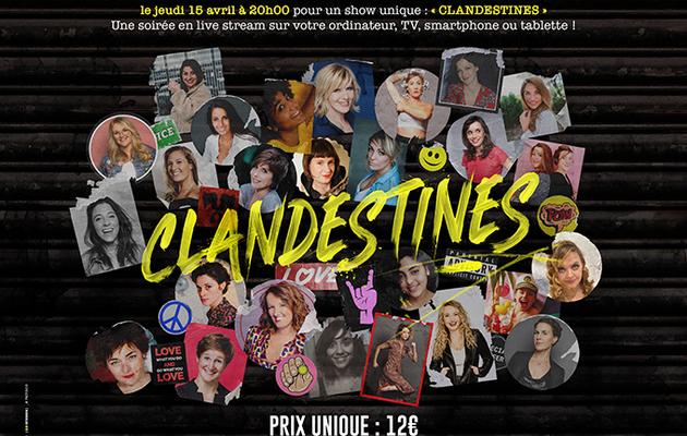 Clandestines • Livestream