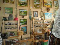 quelques photos du musée de la pêche