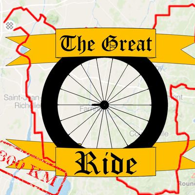 The great ride - 21 juillet 2019 - 306,7km - 10h46'