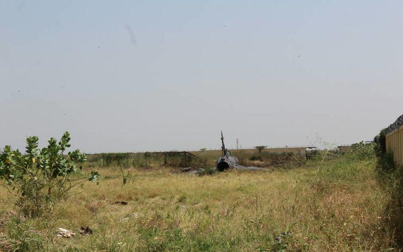 Un Mirage 2000N s'est écrasé au décollage à N'Djamena