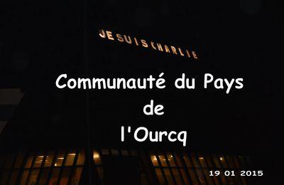 Voeux 2015 Communauté du Pays de l'Ourcq