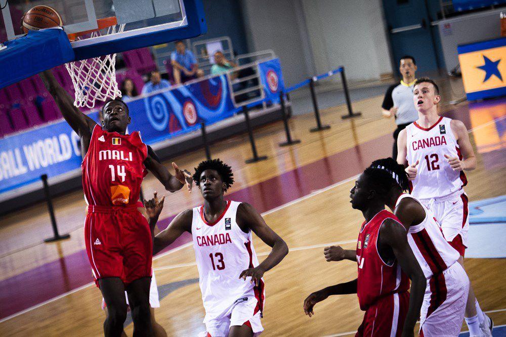 Coupe du monde U19 : les Aiglons du Mali créent la sensation en battant le Canada, tenant du titre !