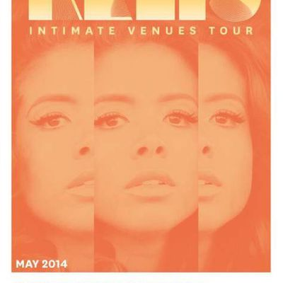 WILL YOU BE CHECKING KELIS OUT ON TOUR?