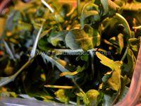 Salade de Fèves, Artichauts et Saucisson