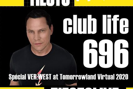 Club Life by Tiësto 696 - july 31, 2020 | Spécial VER:WEST at Tomorrowland Virtual 2020