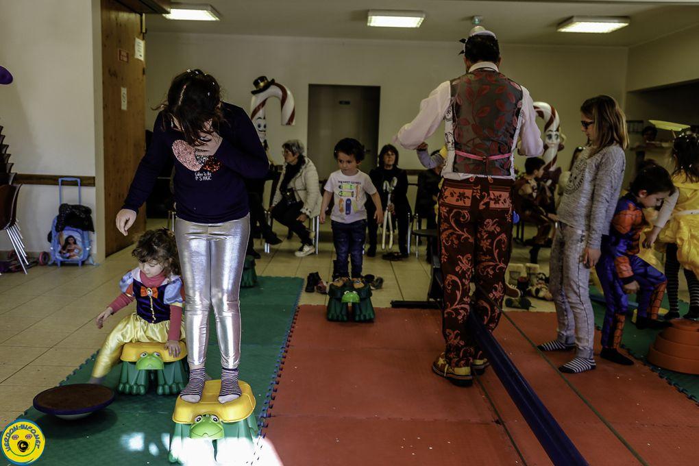 Carnaval de l'association le Riou  La Mure Argens