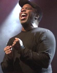 51 años cumple el cantante del grupo de rock Living Colour, Corey Glover