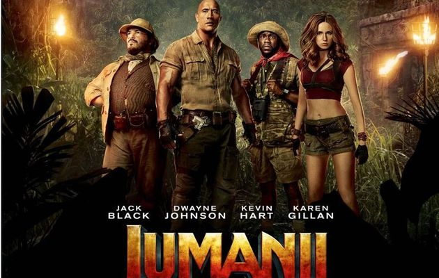 Box-office : « Jumanji » détronne « Star Wars : Épisode 8 »