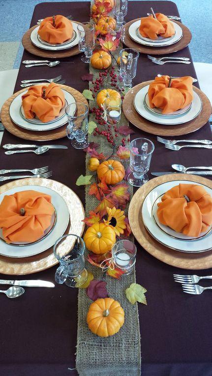 Halloween : Comment décorer ma table de salle à manger ?
