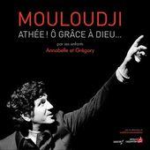 Livre Hommage à Mouloudji par ses enfants, Annabelle et Grégory