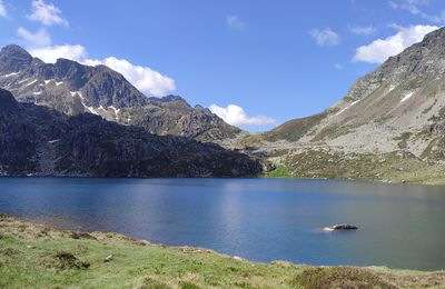 Les lacs de Fontargente Jeudi 10 juin 2021
