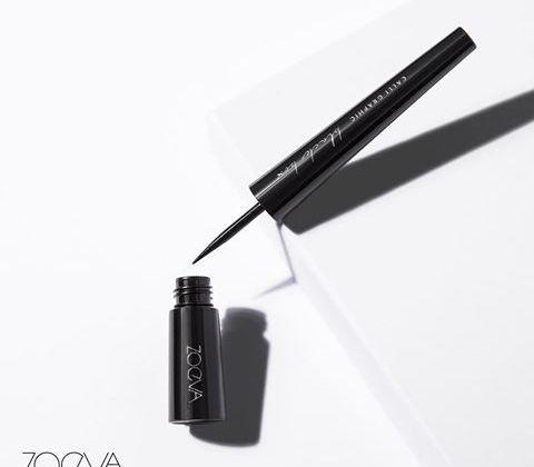 """Battle Produits: l'eyeliner """"Calli Graphic"""" de Zoeva vs le """"Haute Précision"""" de Sephora"""