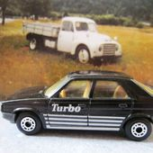RENAULT 11 TURBO MATCHBOX 1/56 - car-collector.net