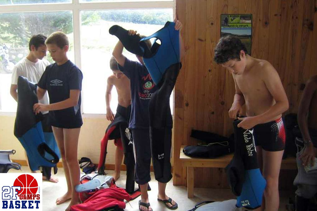 Album - Camp 2010 Canyoning