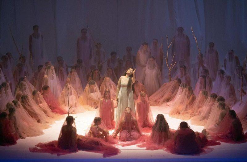 Nadezhda Pavlova (Donna Anna) - Photo Salzburger Festspiele