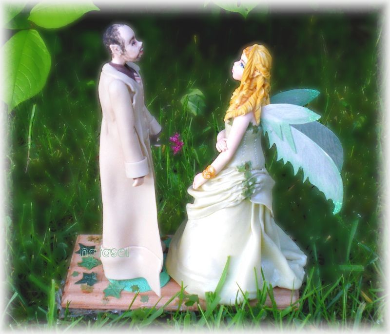 Album - Cake-toppers, figurines de mariage etc...