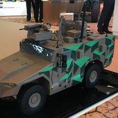 Le nouveau camouflage des blindés de l'armée de Terre devrait être dix fois plus efficace que l'actuel