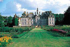Orangerie, verger historique Château de Saint Loup