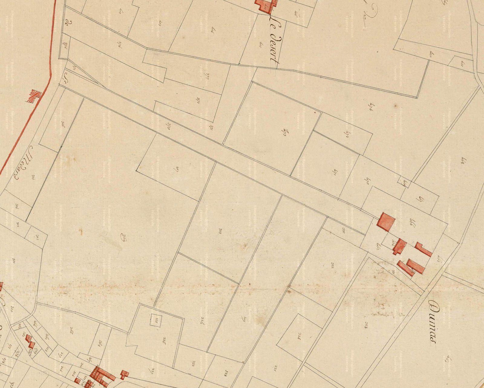 Cadastre de 1811