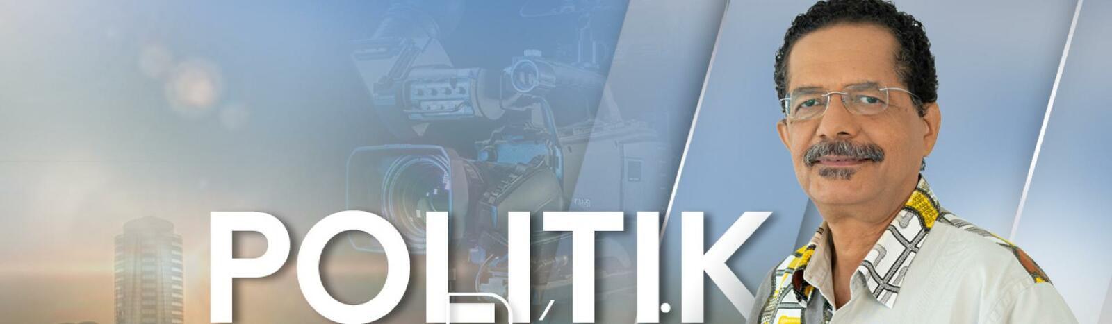« Politik Péyi », le nouveau rendez-vous politique de Martinique la 1ère !