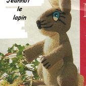 Tutoriel tricot - Jeannot le lapin - Passionnement Créative