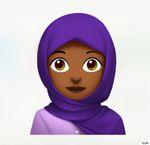 Lancé par Apple, un nouvel emoji voilé divise les internautes