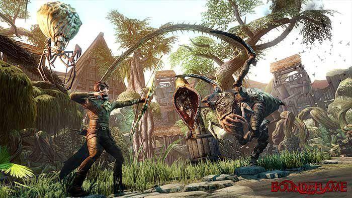 Jeux video: Les compagnons de Bound By Flame en images ! PS3, PS4, Xbox 360, PC