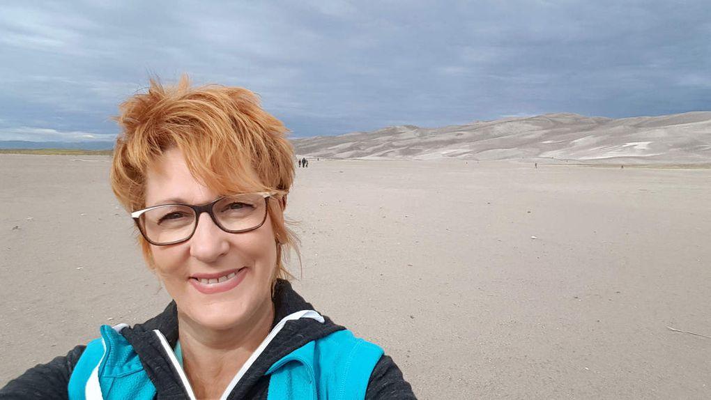 Diaporama : nous à Great Sand Dunes