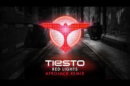 Tiesto - Red Lights (Afrojack Remix)