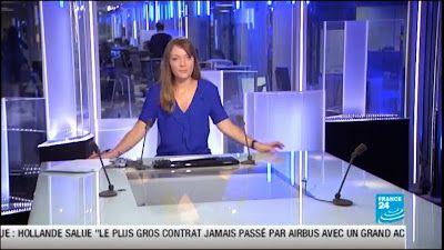 2013 03 19 - PAULINE GODART - FRANCE 24 - PARIS DIRECT @06H30