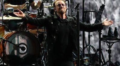 U2 -Joshua Tree Tour 2019 -12/11/2019 -Brisbane -Australie -Suncorp Stadium