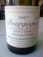 Pas de gamay dans le Bourgogne rouge!